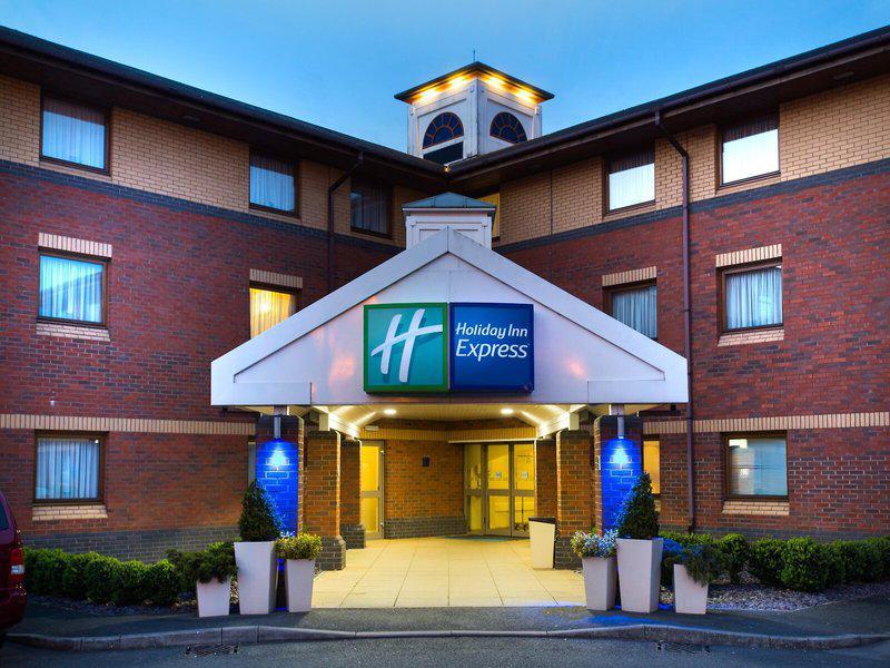 Holiday Inn Express Exeter M5 Jct 29