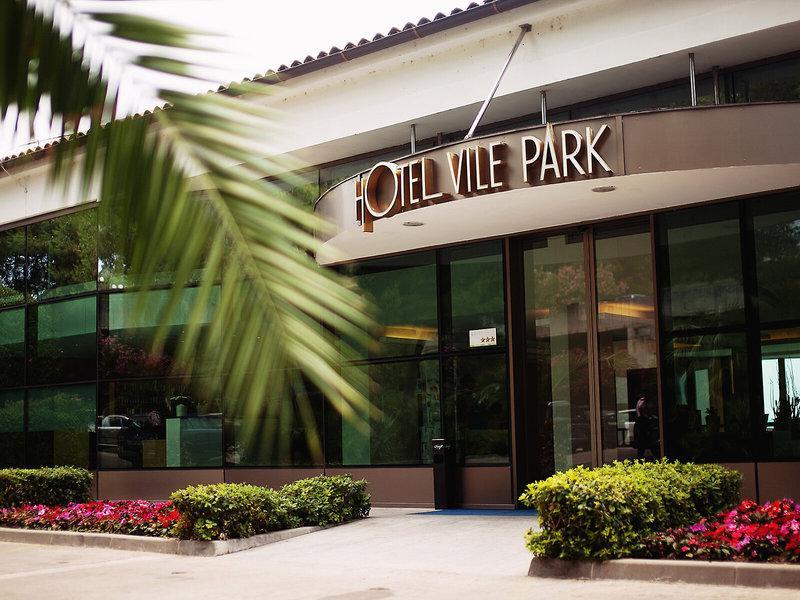 St. Bernardin Resort - Vile Park