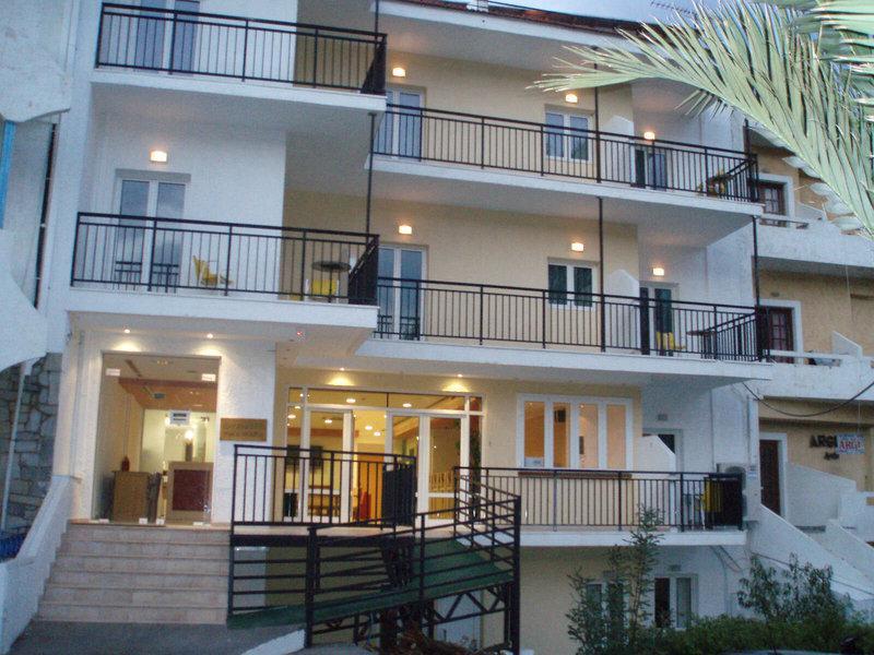 Haris Apartments Chersonissos