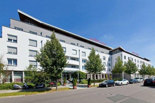 Novum Business Hotel Aviva Leipzig Neue Messe
