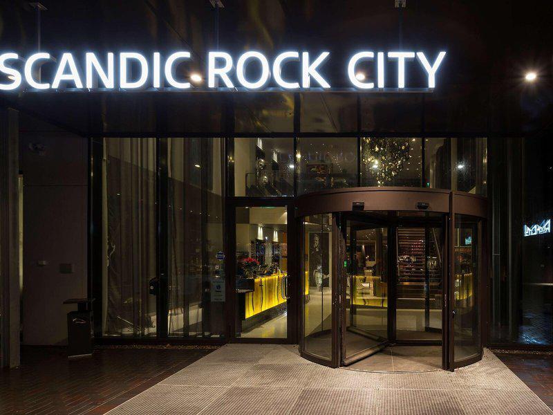 Scandic Rock City