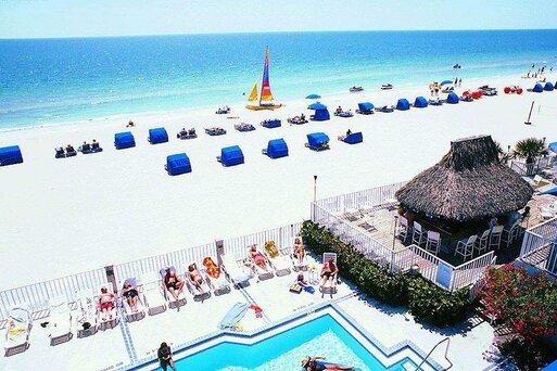 DoubleTree Beach Resort Tampa Bay North Redington Beach