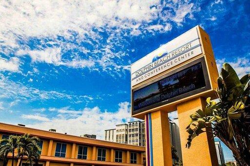 Dolphin Beach Resort