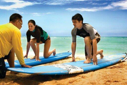 Outrigger Waikiki on the Beach