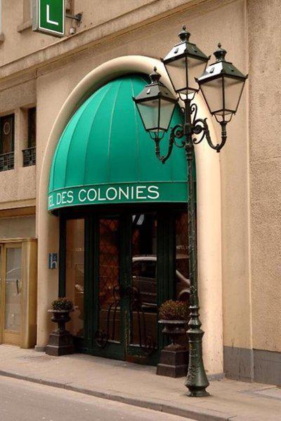 Des Colonies