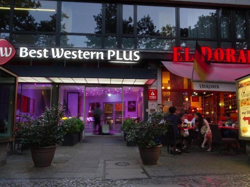 Best Western Plus Plaza Berlin Kurfürstendam