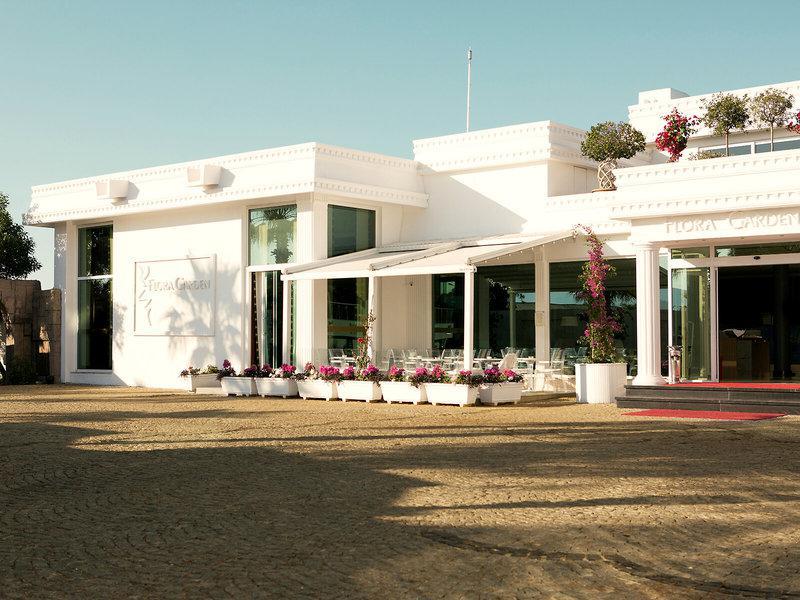 Flora Garden Beach - Erwachsenenhotel ab 16 Jahre