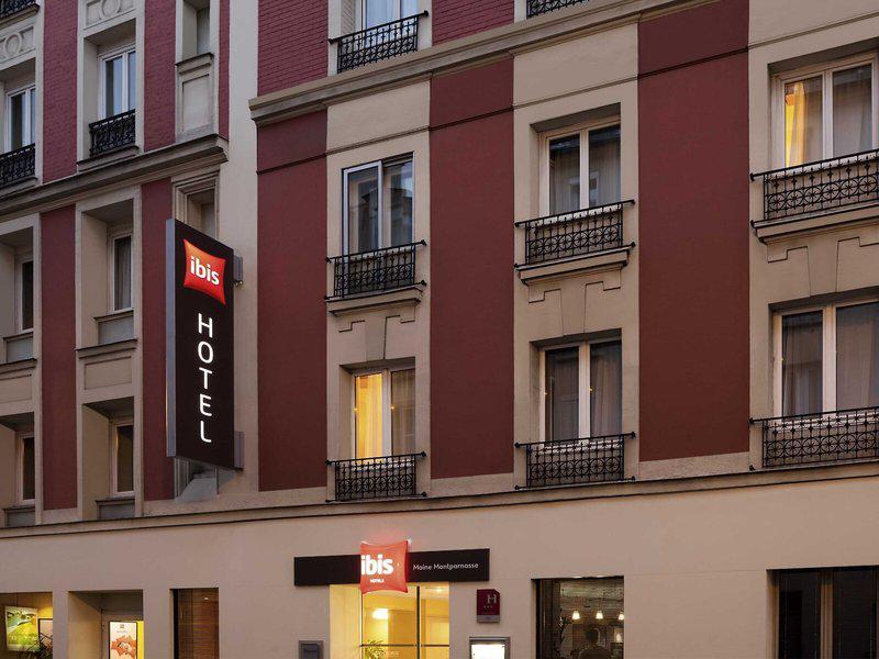 ibis Paris Maine Montparnasse 14eme