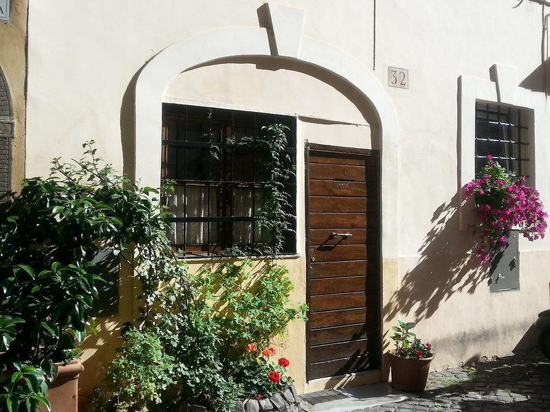 Ventisei Scalini a Trastevere