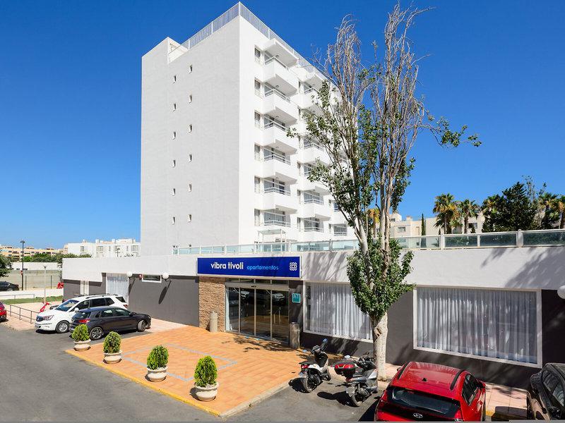 Apartamentos Playasol My Tivoli