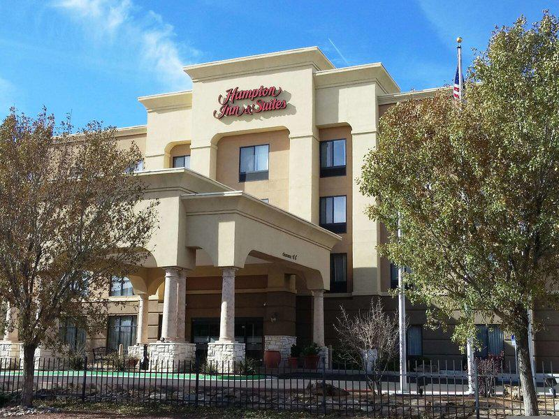 Hampton Inn & Suites Albuquerque Coors Road