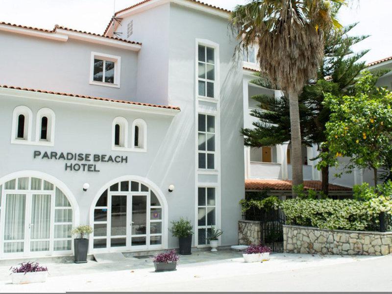 Chryssi Akti & Paradise Beach - Paradise Beach