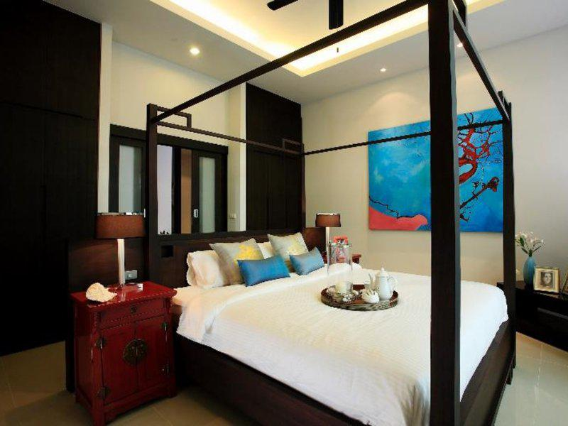 Two Villas Holiday Onyx Style Naiharn Beach