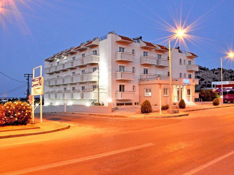 Daniel Luxury Apartments & Suites