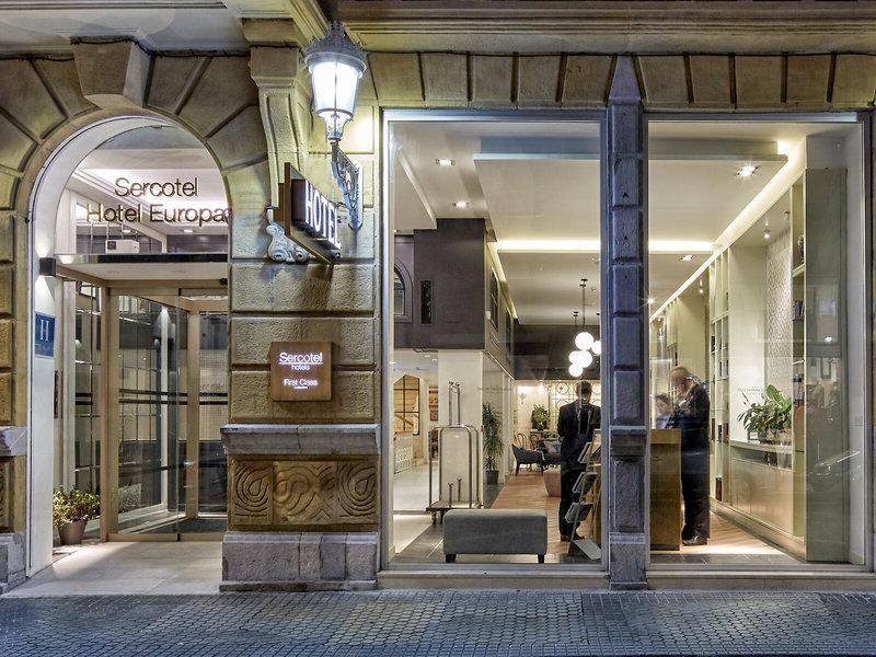 Sercotel Hotel Europa