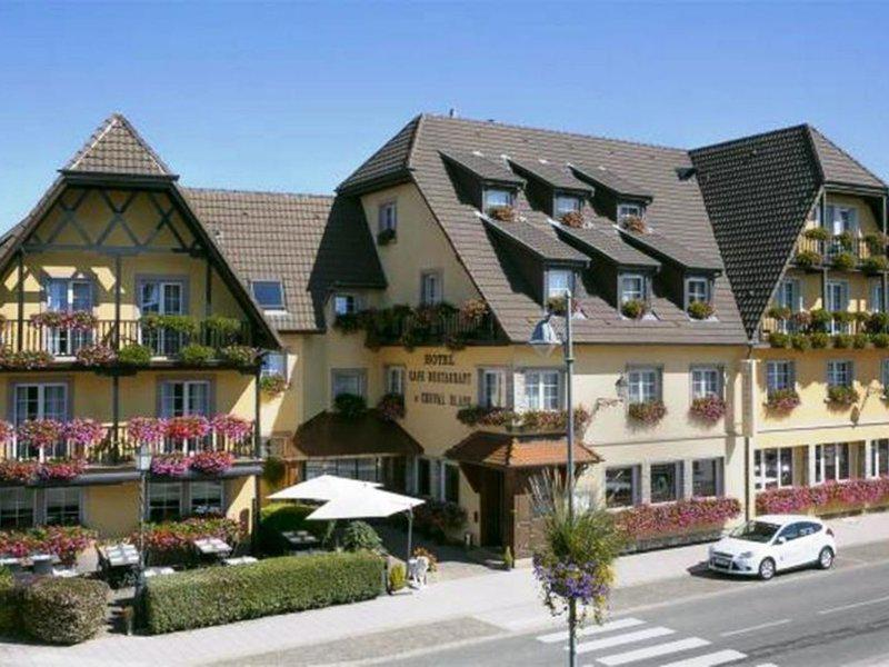 Best Western Plus Au Cheval Blanc Mulhouse Nord