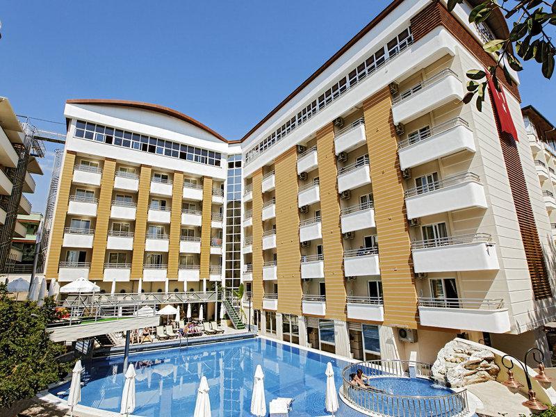 Alaiye Kleopatra Hotel & Apart