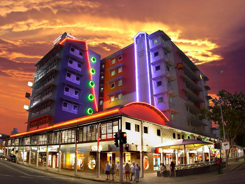 Rydges Darwin Central