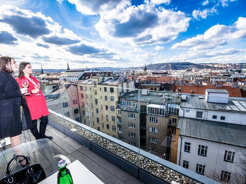 Wenceslas Square Hotel