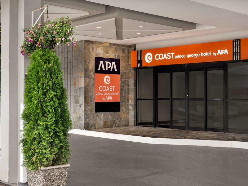 Coast Prince George Hotel by APA