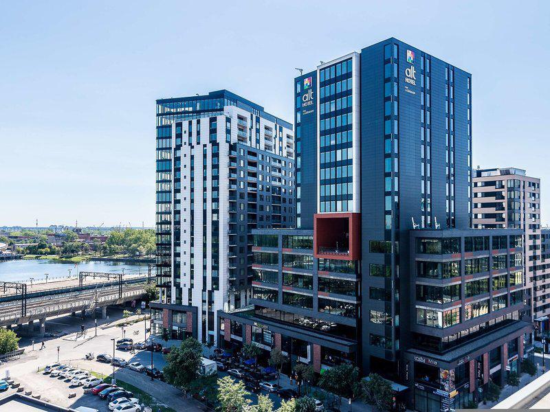 Hotel ALT Montreal