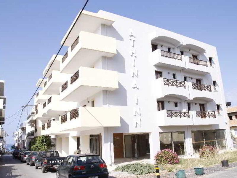 Athina Inn & Annex