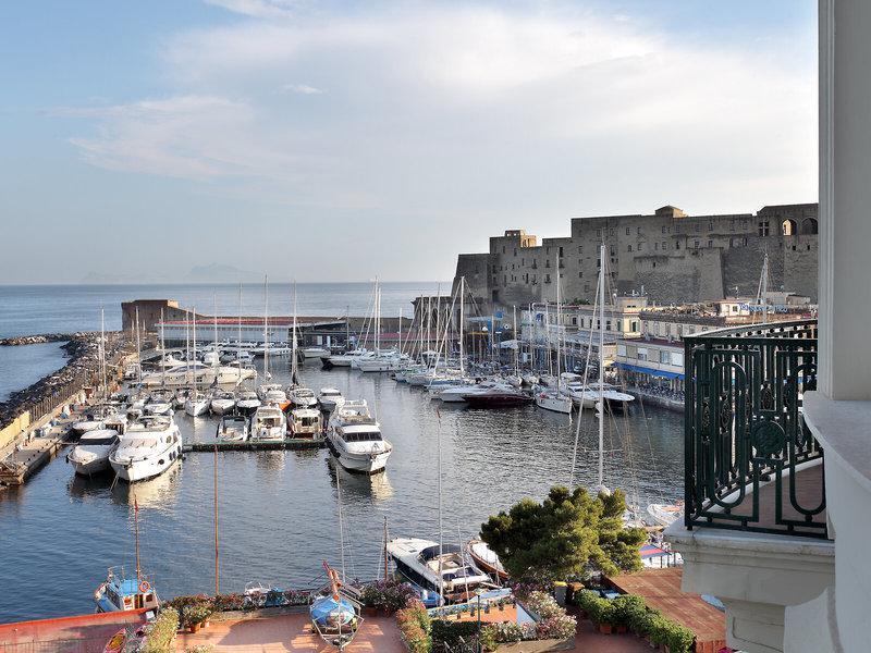 Eurostars Hotel Excelsior Neapel