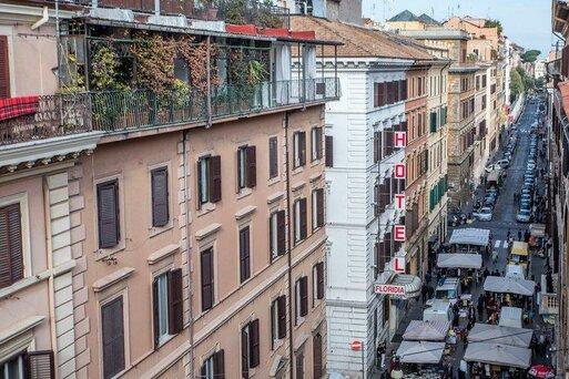 Raeli Hotel Floridia