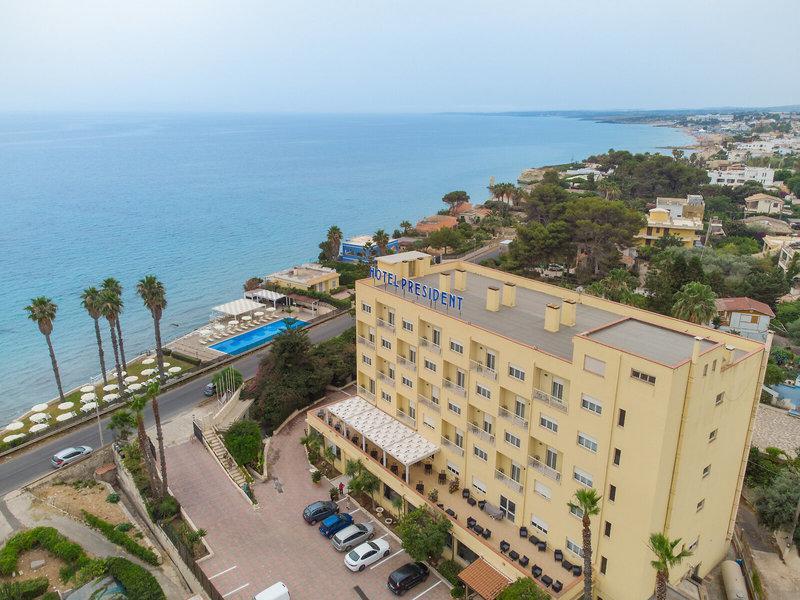 President Sea Palace Hotel