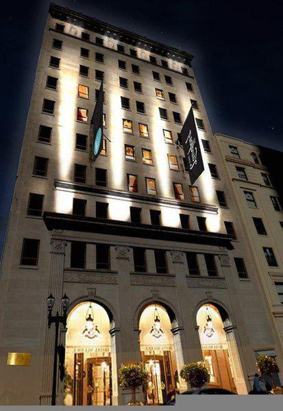 Eurostars Langford Hotel