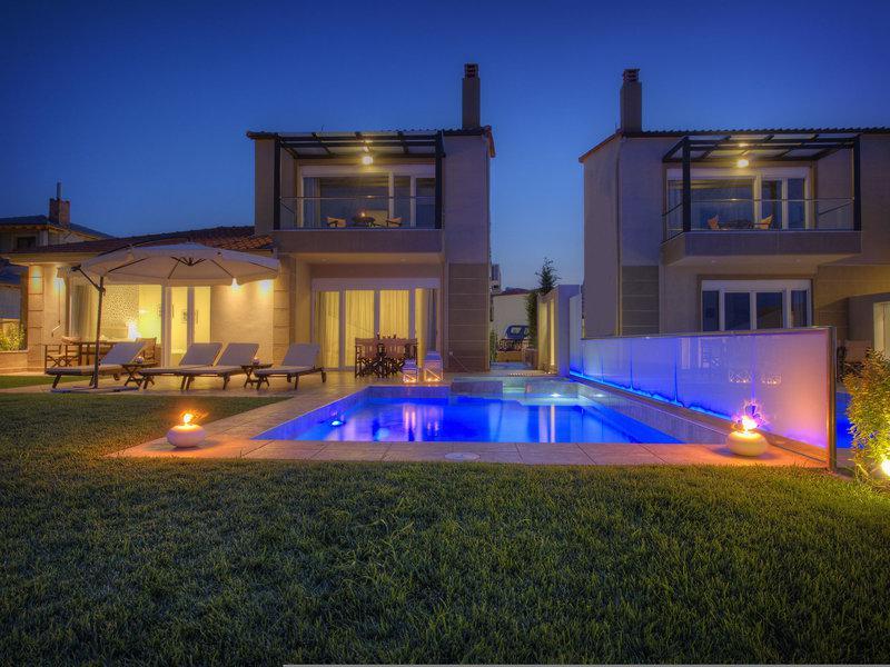 Sunny Villas Resort and Spa Hanioti