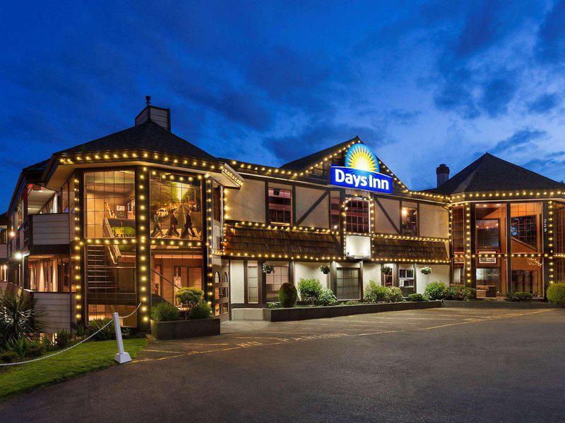 Days Inn by Wyndham Victoria Uptown