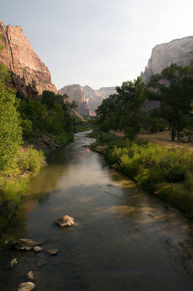 Zion Lodge