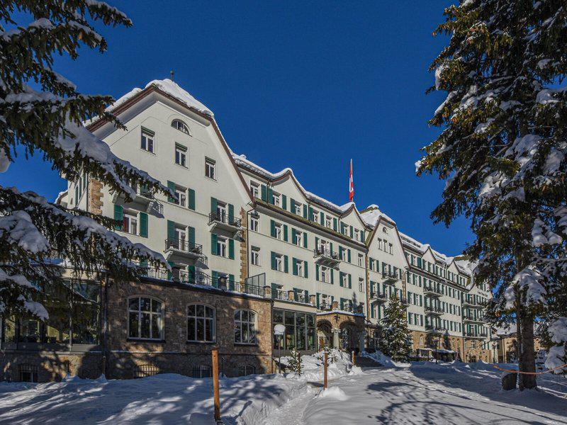 Cresta Palace