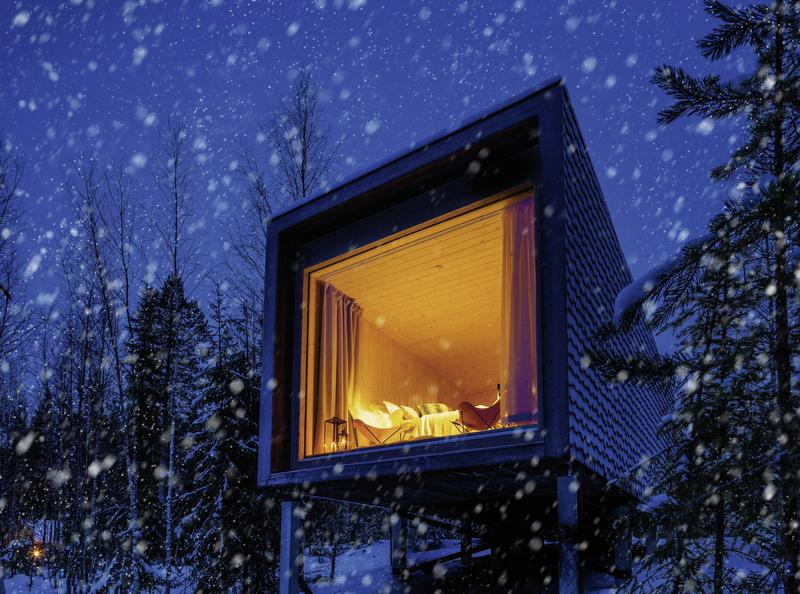 Artic Treehouse