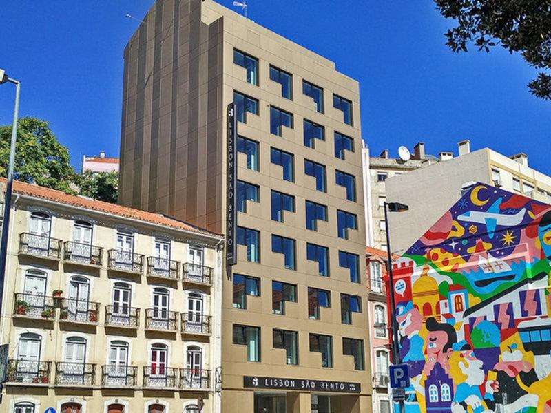 Lisbon Sao Bento Hotel
