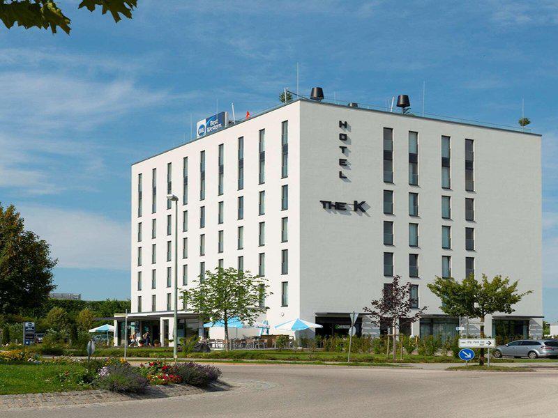 Best Western Hotel The K Munich Unterföhring
