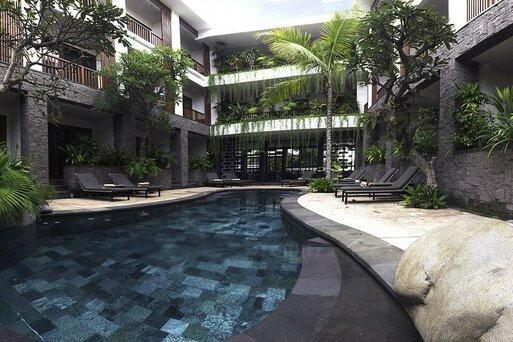 Akana Boutique Hotel Sanur