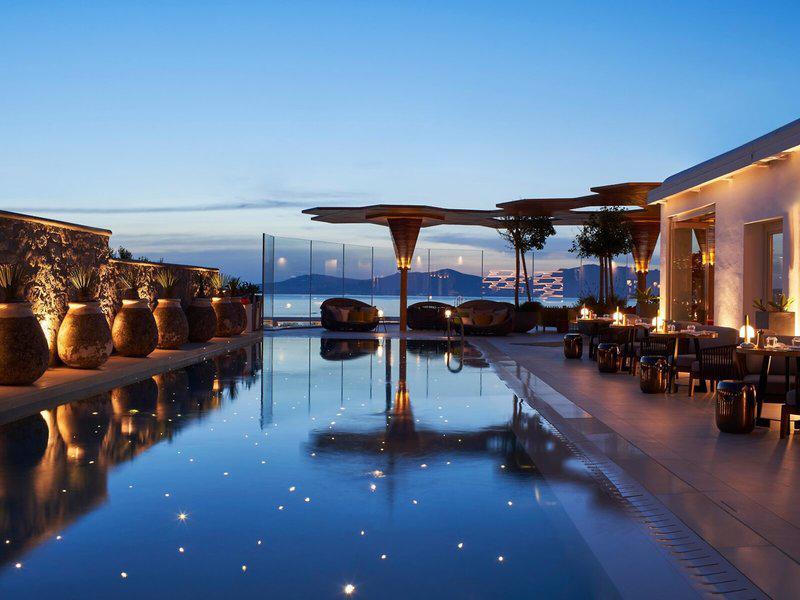Myconian Naia Luxury Suites - Erwachsenenhotel