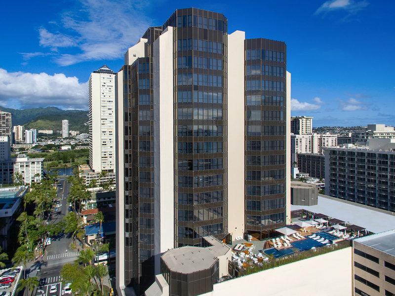 Hyatt Centric Waikiki Beach