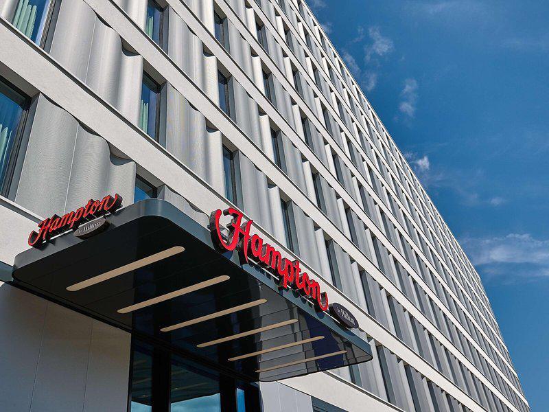 Hampton by Hilton Berlin City Center Alexanderplatz