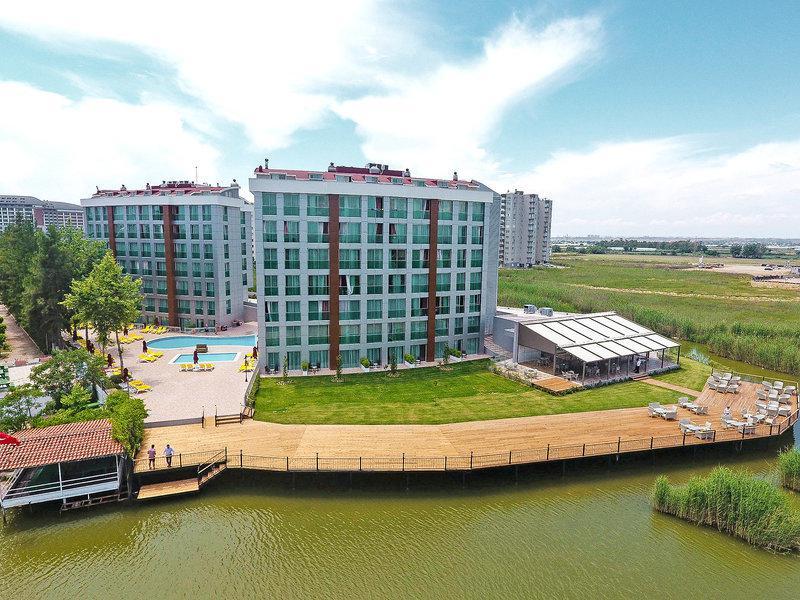 Aska Lara River Suites