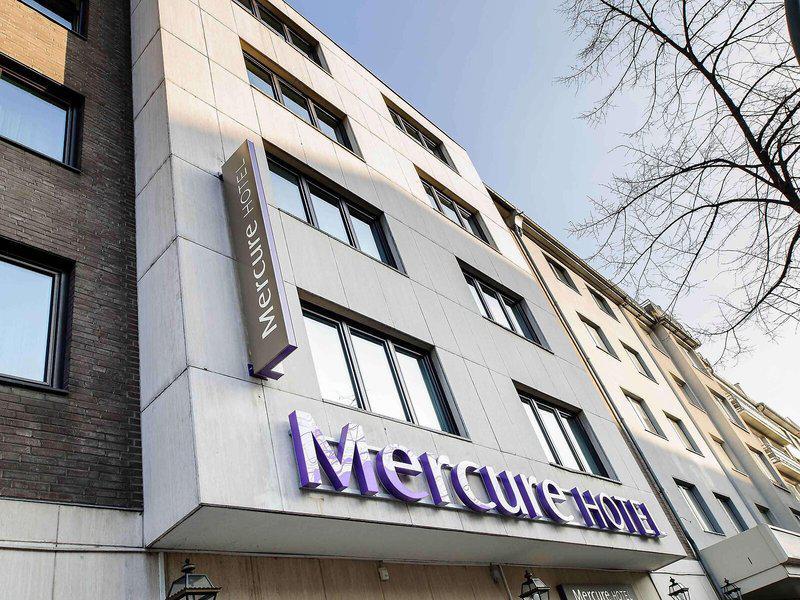 Mercure Hotel Düsseldorf Zentrum