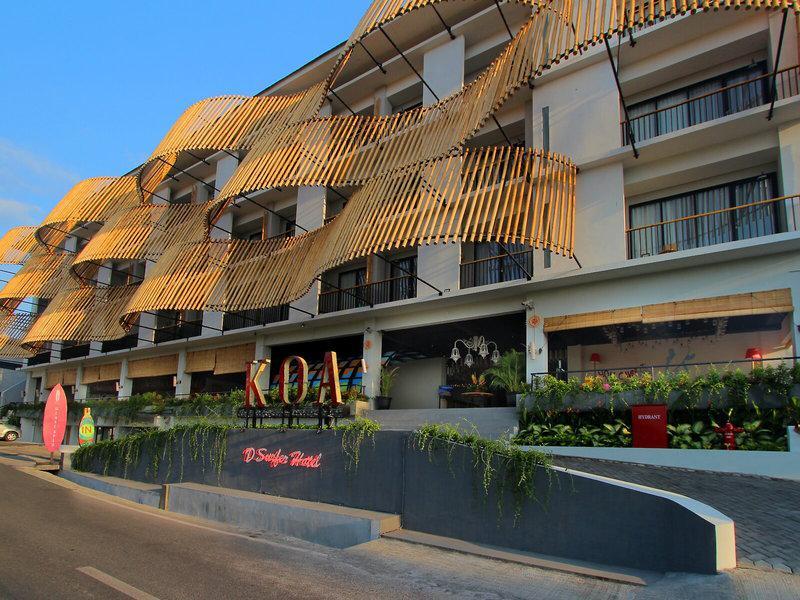 Koa D´Surfer Hotel