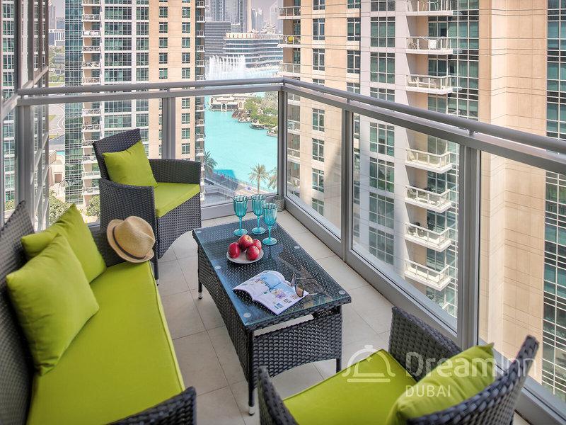 Dream Inn Dubai Apartments - Burj Residence