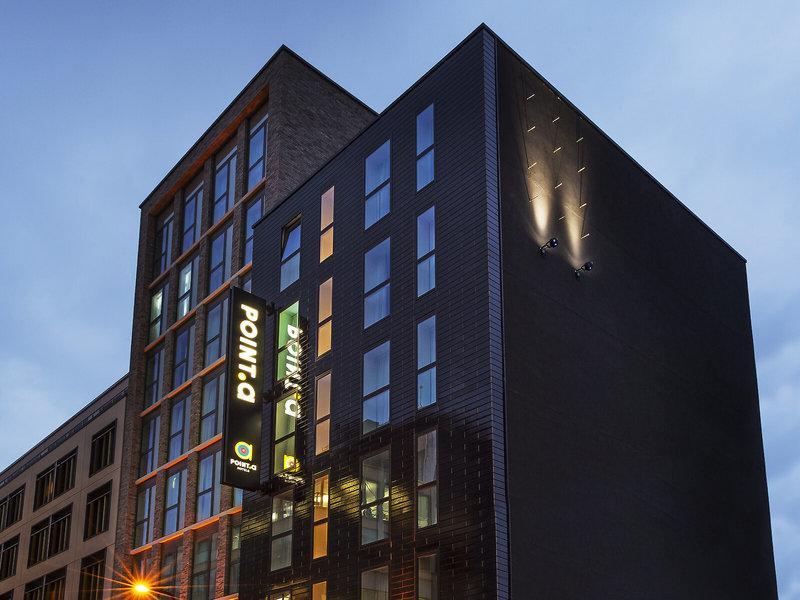 Point A Hotel London Shoreditch