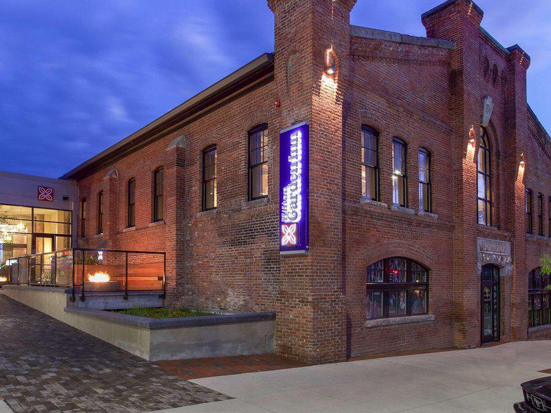 Hilton Garden Inn Burlington Downtown
