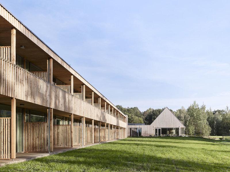 Waldstrandhotel Großschönau