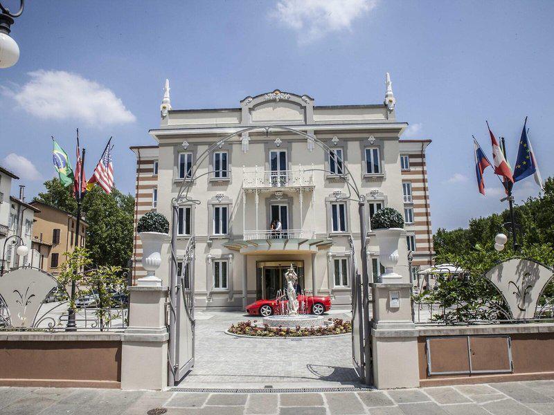 Grand Hotel Salsomaggiore Thermae & Natural Spa