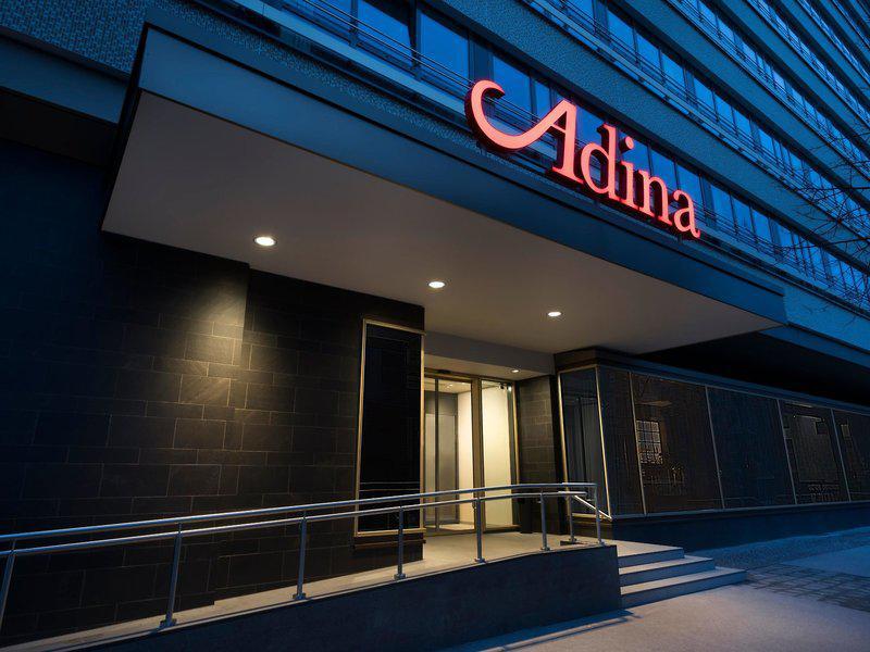 Adina Apartment Hotel Leipzig